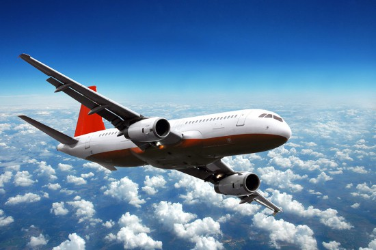 Anreise zum Ferienhaus Nagelschmied - Flugzeug